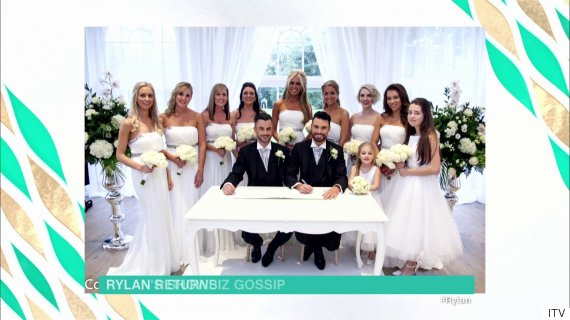 Dan neal rylan wedding
