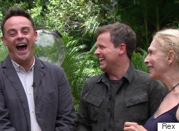 Lady C Flirts With Ant And Dec On 'I'm A Celeb', And It All Gets A Bit 'Carry On'