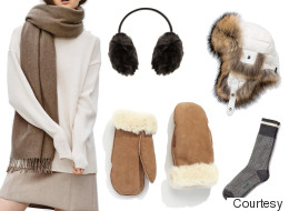 Warm Winter Accessories That Won't Sacrifice Your Style