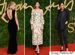 All The Winners And Red Carpet Looks From The British Fashion Awards 2015