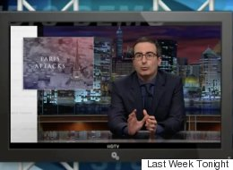 John Oliver Utterly Destroys Hypocritical Ignorance Around The Syrian Refugee Crisis