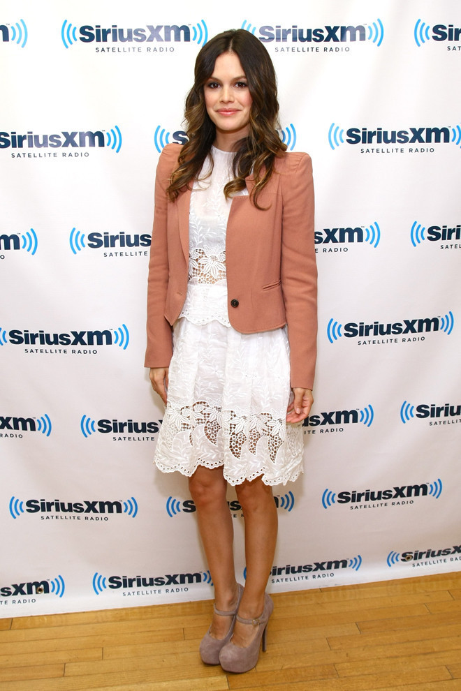 Rachel Bilson launches shoe collection and fashion website