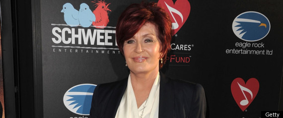 SHARON OSBOURNE REMOVES IMPLANTS