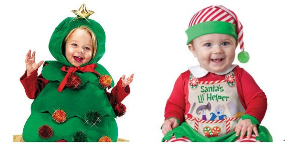 Best Christmas Outfits For Babies: From Christmas Pudding Babygros ...