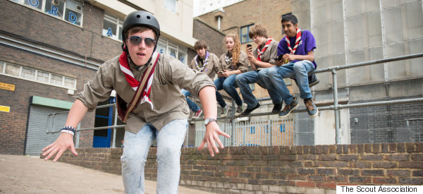 How Scouts Is Helping Shape The Future Generation Of Men