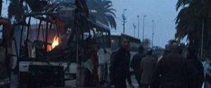 TUNISE EXPLOSION