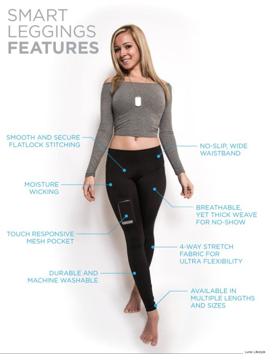 smart leggings