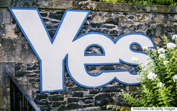 yes scotland referendum