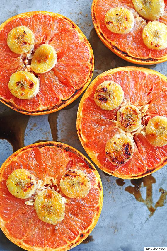 honey grapefruit