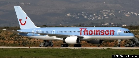 THOMSON AIRWAYS BIOFUELS