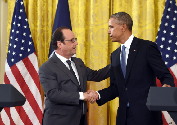 ombama hollande