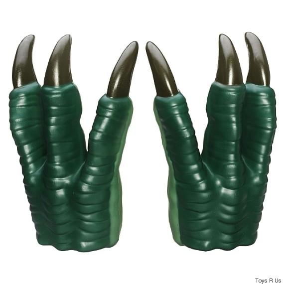 raptor claws