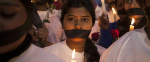 Indian Women In New Delhi Gang Raped