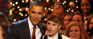 Bieber Obama