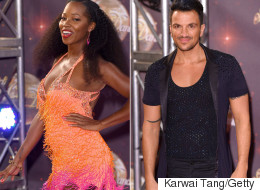 Peter Andre Responds To Jamelia's 'Strictly' Fix Claims