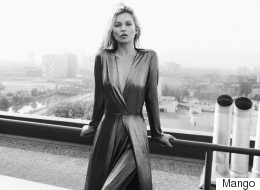 Kate Moss Reveals Her Trick To Christmas Party Dressing