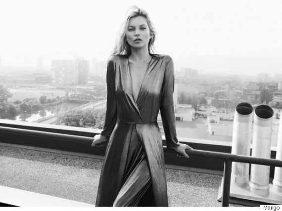 Kate Moss's Three Step Trick To Perfect Christmas Party ...