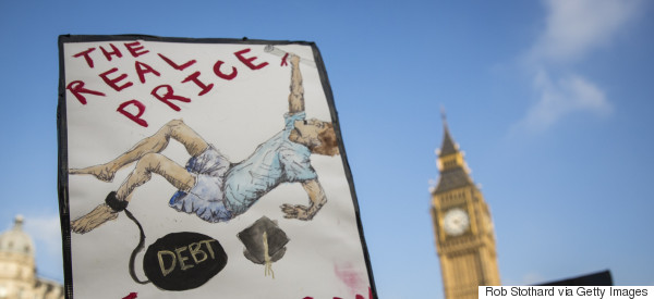 University Students In England Are Now Paying The Highest Tuition Fees In The World