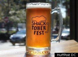 Shake Shack Oktoberfest Menu: Beer, Brats And Strudel Shakes