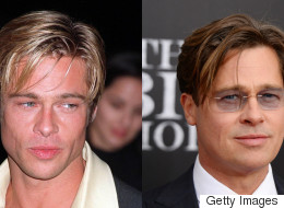 Brad Pitt Just Brought Back His 90s Hairstyle