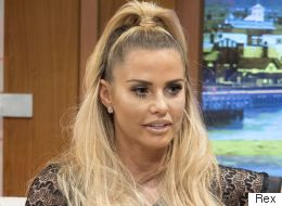 Katie Price Dishes Out A Rare Compliment To Peter Andre