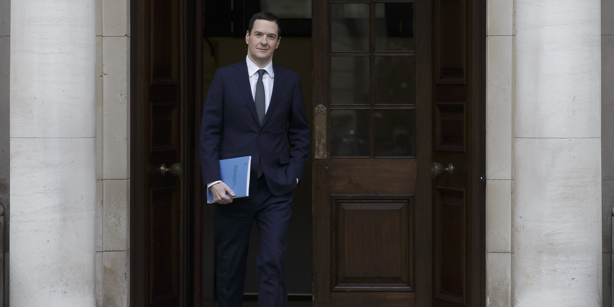 George Osborne's Autumn Statement And Spending Review, As ...