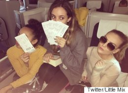 Little Mix Forced To Continue Promo Tour As Three-Piece