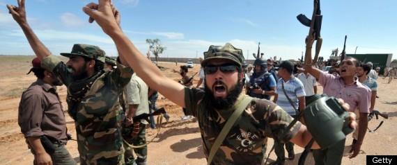 LIBYA FIGHTERS SIRTE