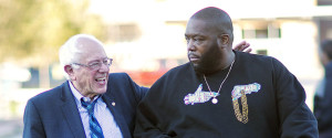 Killer Mike Bernie Sanders