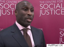 Sol Campbell Is Trying To Join The House Of Lords
