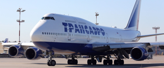TRANSAERO BOEING 747