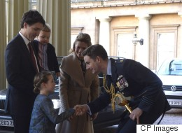 Sophie Trudeau Continues To Push Canadian Fashion Agenda Forward