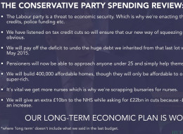 The Spending Review In Simple Terms
