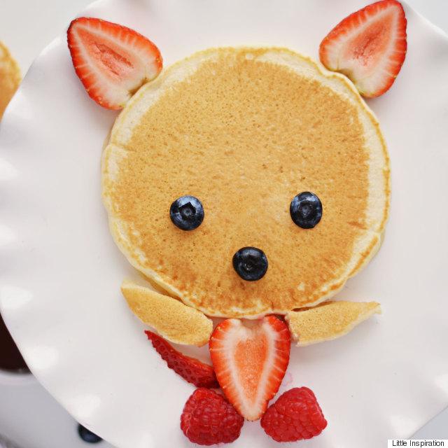 pancake bear