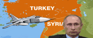 RUSSIAN PLANE TURKEY