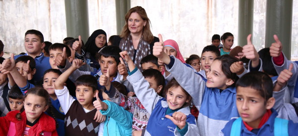 How We're Ensuring Syria's Refugee Children in Lebanon Have the Opportunity to Learn