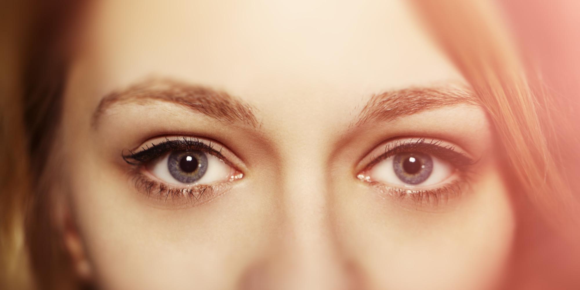 Как в домашних условиях можно поменять цвет глаз 258