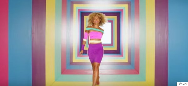 The Fleur East 'Sax' Video Is Finally Here, But There's One Thing Missing