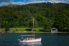 File image of boat on Lake Windermere | Pic: Getty Images