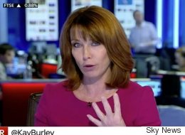 Kay Burley Just Recited Taylor Swift Lyrics While Interviewing Bill Oddie