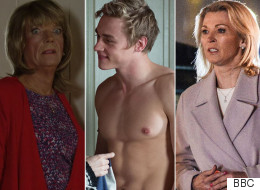17 Times 'EastEnders' Won The Battle Of The Soaps In 2015