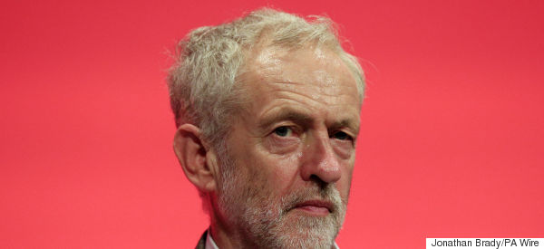 Labour At War As Corbyn Reveals: I Cannot Support Syria Bombing