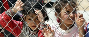 Syrian Refugee Children Jordan
