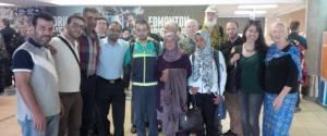 SYRIAN REFUGEES EDMONTON