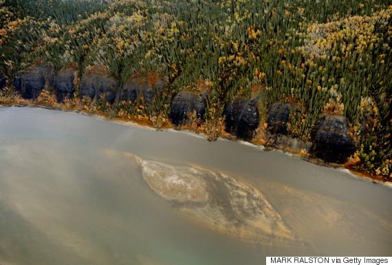 athabasca river alberta