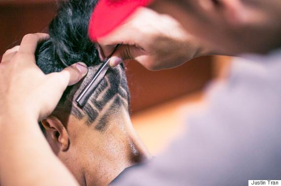 gino barber razor