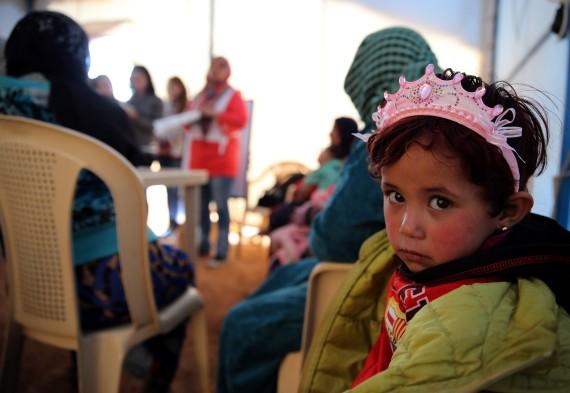 syrian refugees health