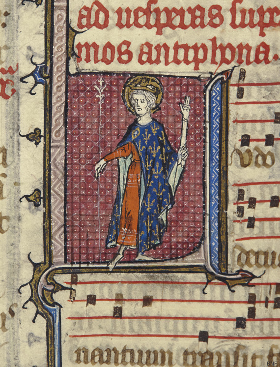 bnf breviaire