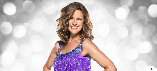 Katie Derham Suffers Injury Ahead Of 'Strictly' Live Show