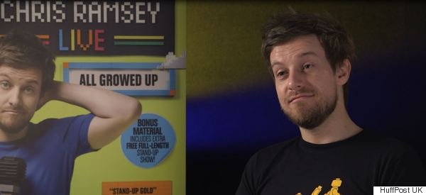 Chris Ramsey Eloquently Explains Why He Thinks Dapper Laughs Is A C**t